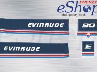 Evinrude   Eshop Stickers