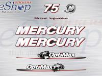 likewise Mercury Hp Hp Two Stroke Decals Stickers Set Kit furthermore Mercury Optimax Hp Decals Stickers Set Kit furthermore Mercury Tracker Hp Pro Series Decal Set A A as well . on 1995 mercury outboard 75 hp decals