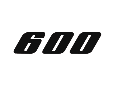 600 Logo For Cbr Gsxr R6 2 Colors Eshop Stickers