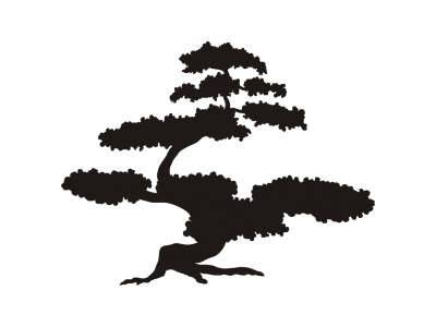 Bonsai Eshop Stickers