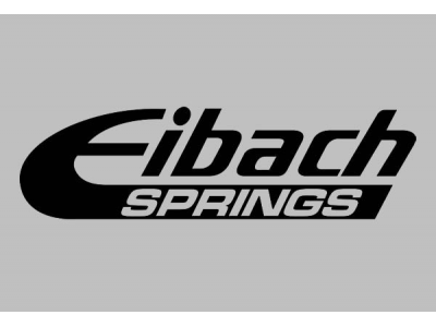 Eibach Springs Logo Eshop Stickers