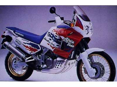 Africa Twin 1994 Set White Red Blue Version Eshop Stickers