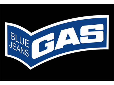 Gas Logo 2 2 Colors Eshop Stickers