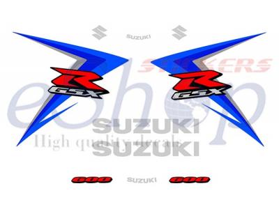 Gsxr 600 K7 έ Eshop Stickers