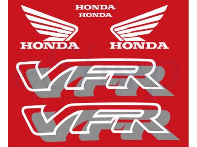 Honda Vfr Rc Decals Moto Stickers Nakleyki