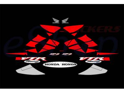 Car Brand Symbols >> VTR 1000 SP2 set #2 | Eshop Stickers