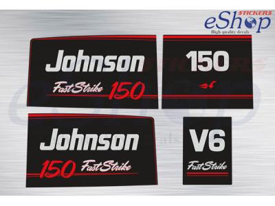 150 Hp V6 Fast Strike Two Stroke 1991 1996 Set Eshop