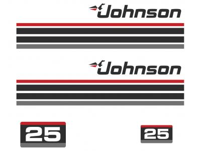 Johnson 20 25 30 35 Hp 76 96 Eshop Stickers