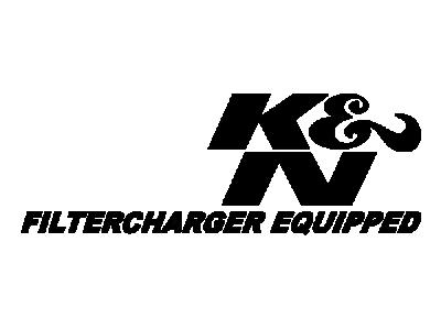 K Amp N Logo 2 3 Colors Eshop Stickers