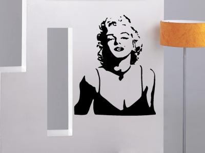 Marilyn Monroe Eshop Stickers