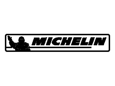 Michelin Logo 2 Eshop Stickers