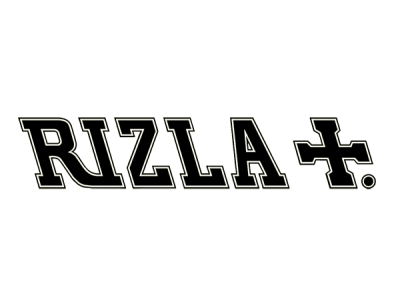 Rizla Logo 2 2 Colors Eshop Stickers