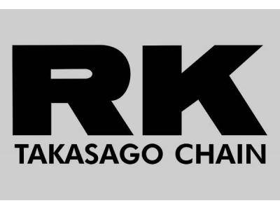 Rk Takasago Chain Logo Eshop Stickers
