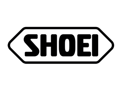 Shoei Logo 2 2 Colors on custom sports cars
