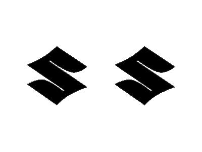 Suzuki Logo 2 Pair