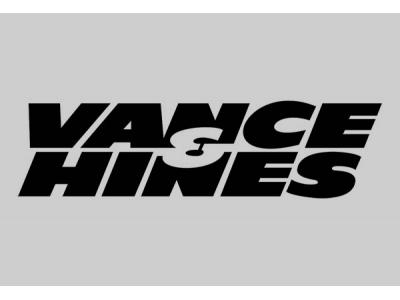 Car Symbols And Names >> Vance & Hines logo #2 | Eshop Stickers