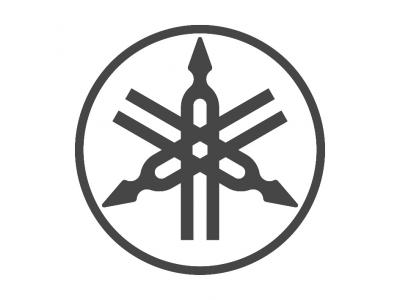 Yamaha Logo 3 Pair Eshop Stickers