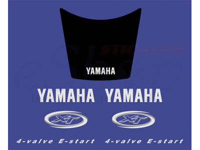 Xt 600e 2002 Set Eshop Stickers