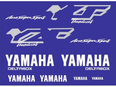 Yzf 600r Thundercat 1998 2001 Set Eshop Stickers