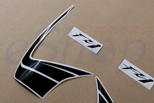 Sport Yamaha Fz1 Fazer Aufkleber Memorabilia